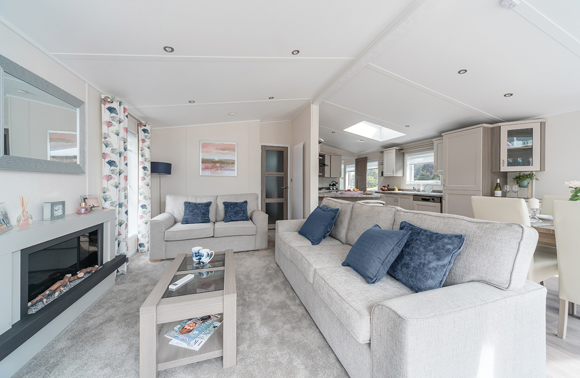 Channel View | Luxury Gower Lodge